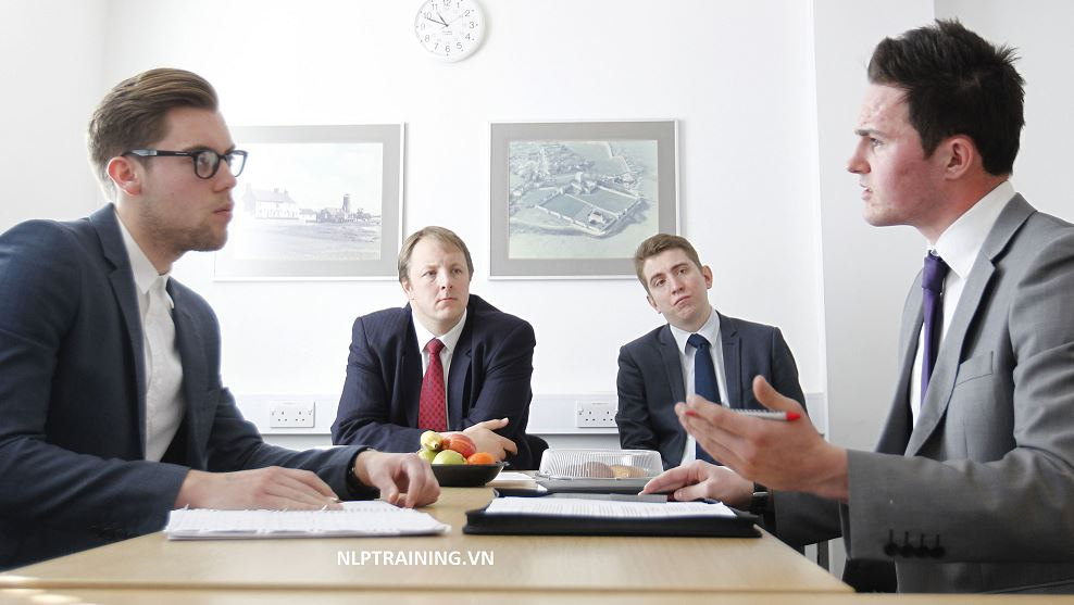 Tiến trình thương lượng – năng lực người thương lượng