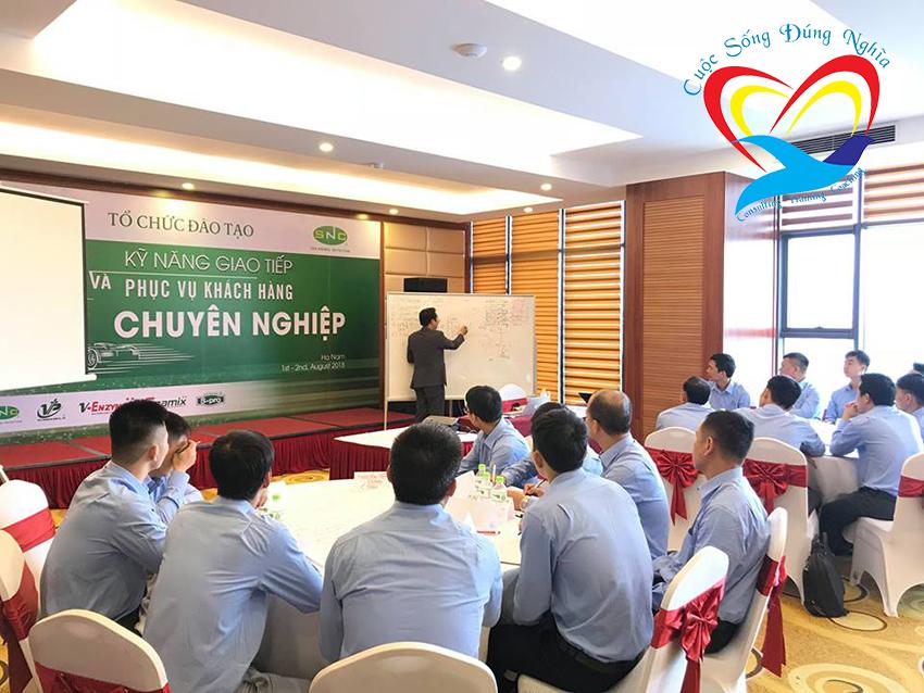 Chương trình đào tạo cho Công Ty TNHH Việt Phương