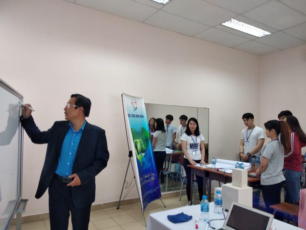 """Đào tạo Kỹ Năng Giao Tiếp – Bán Hàng và Chăm Sóc Khách Hàng Chuyên Nghiệp"""" tại Hồ Chí Minh"""