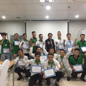 Chương Trình đào tạo Kỹ năng giao tiếp - bán hàng và chăm sóc khách hàng hiệu quả cho Công ty Minh Vũ Gia tại Hà Nội