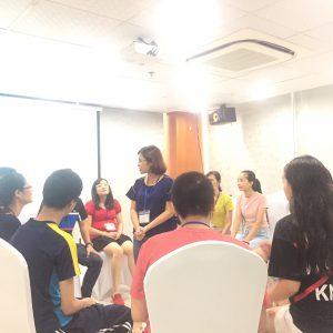 """Đào tạo public: """"kỹ năng giao tiếp thuyết trình"""" tại Hà Nội tháng 07 năm 2019"""