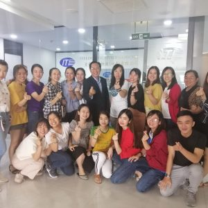 Chương Trình đào Tạo kỹ năng Giao tiếp với khách hàng và đồng nghiệp cho CÔNG TY TNHH ITI LOGISTICS (VIỆT NAM)