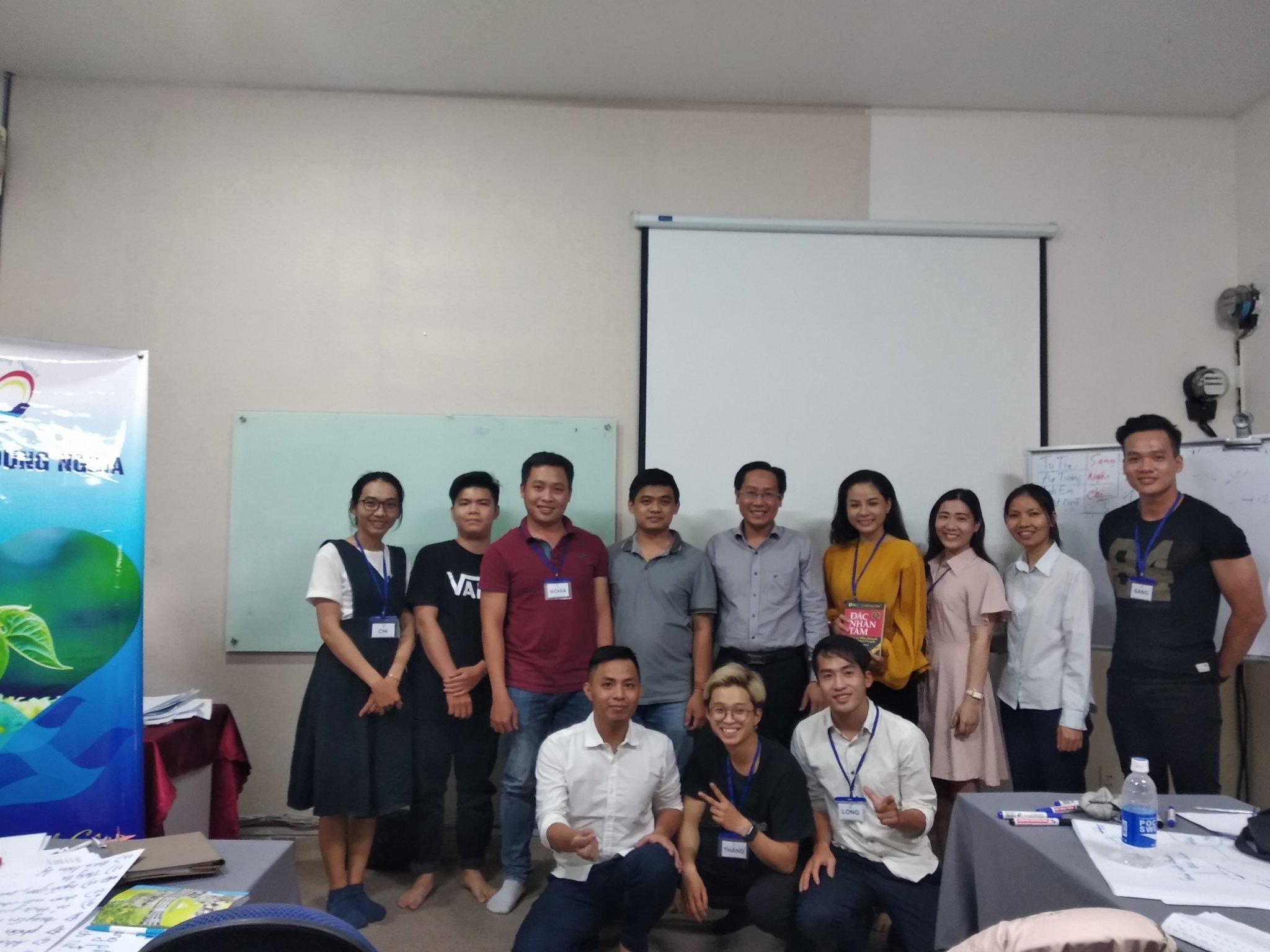 """Đào tạo public: """"kỹ năng giao tiếp thuyết trình thuyết phục"""" tại Hồ Chí Minh tháng 02 năm 2020"""