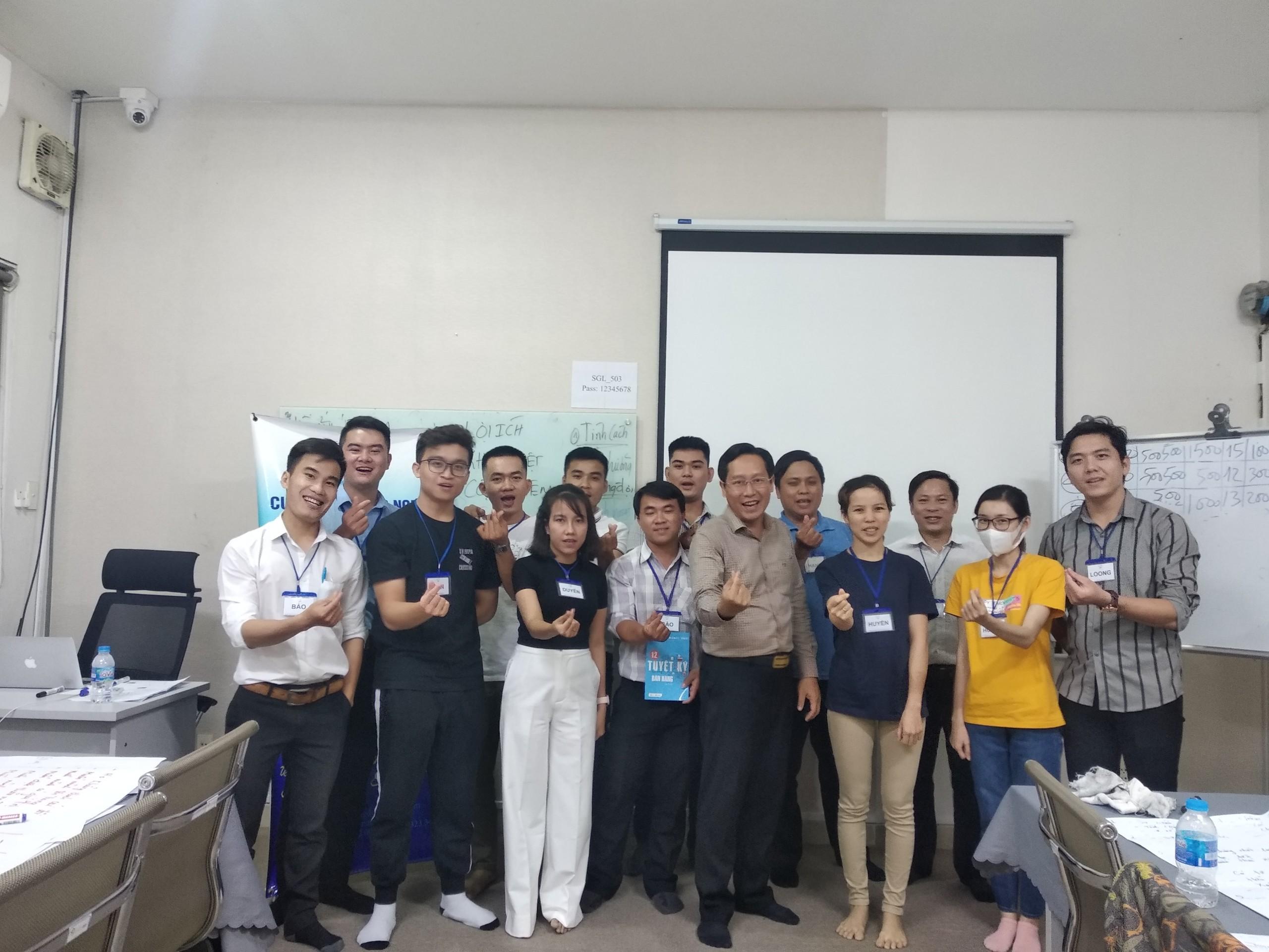 """Đào tạo public: """"kỹ năng giao tiếp bán hàng và CSKH hiệu quả"""" tại Hồ Chí Minh tháng 08"""