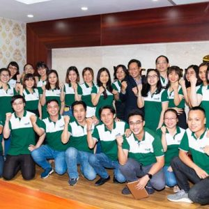 Chương Trình đào Tạo kỹ năng Giao tiếp từ tâm Cho Công Ty TNHH MTV Kiều Hối Ngân Hàng TMCP Ngoại Thương Việt Nam