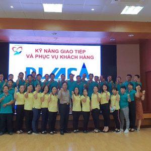 Chương Trình đào Tạo kỹ năng Giao tiếp - phục vụ khách hàng từ tâm cho Công Ty Cấp Nước Bà Rịa - Vũng Tàu Lần 6