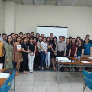 Chương Trình đào Tạo kỹ năng Giao tiếp - phục vụ khách hàng từ tâm cho Tổng Công Ty Hàng Không Việt Nam-CTCP-Trung Tâm Khai Thác Tân Sơn Nhất
