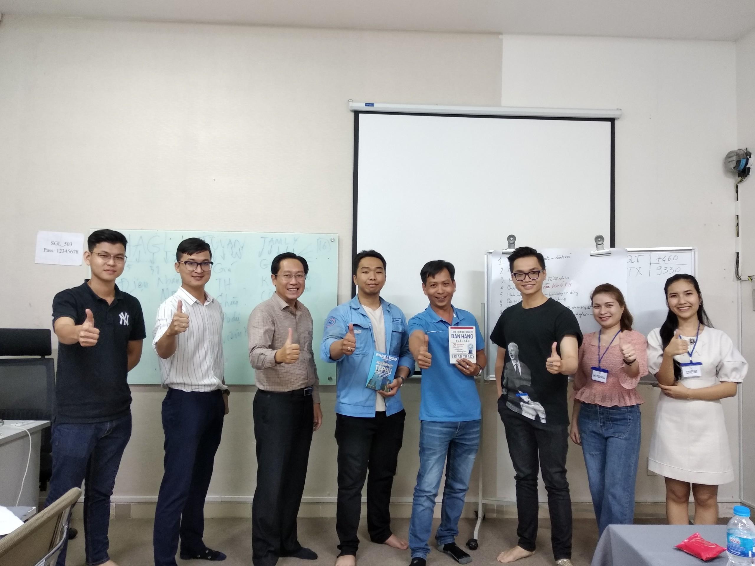 """Đào tạo public: """"kỹ năng giao tiếp bán hàng và CSKH hiệu quả"""" tại Hồ Chí Minh tháng 10"""