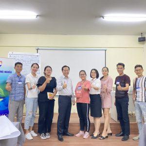 """Đào tạo public: """"kỹ năng giao tiếp thuyết trình thuyết phục"""" tại Hồ Chí Minh tháng 12"""