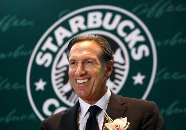 Học Từ CEO Starbucks: Đừng sợ hãi khi thuê người giỏi hơn bạn