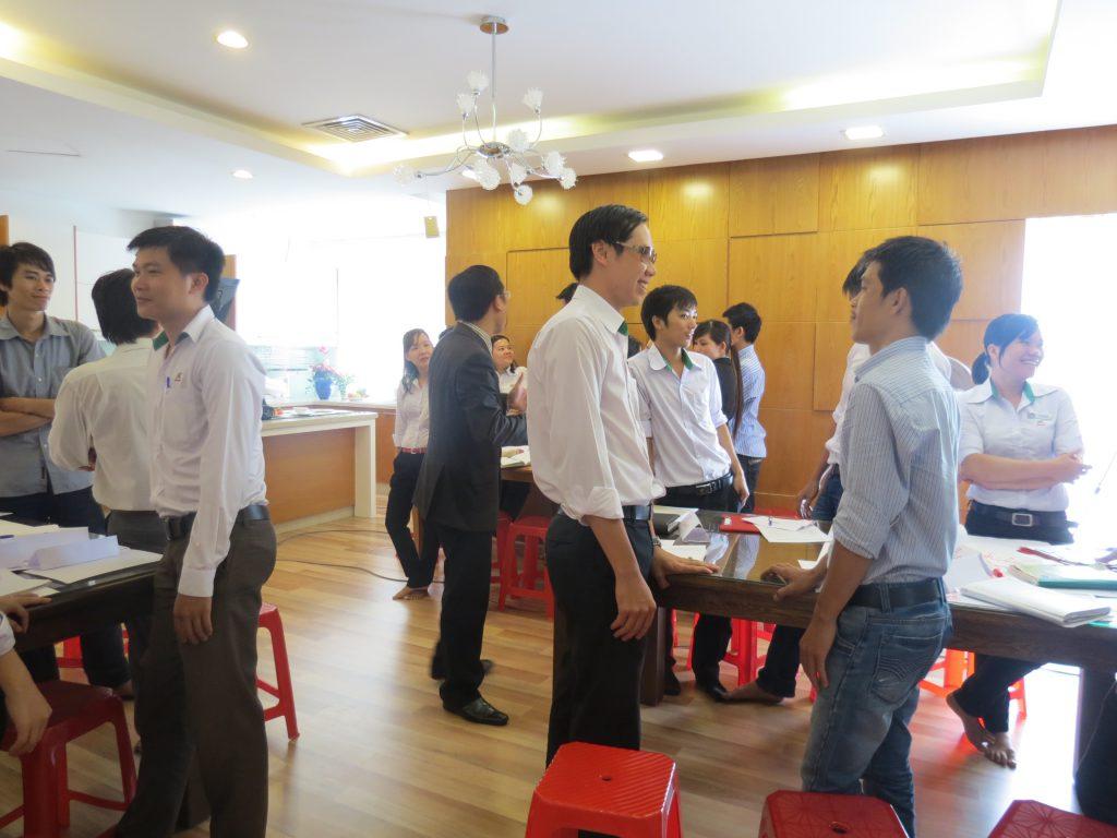 """IMG 0702 Copy 1024x768 CEO Trần Đình Tuấn: """"Có giá trị rồi thì tiền tự tìm đến với mình"""""""
