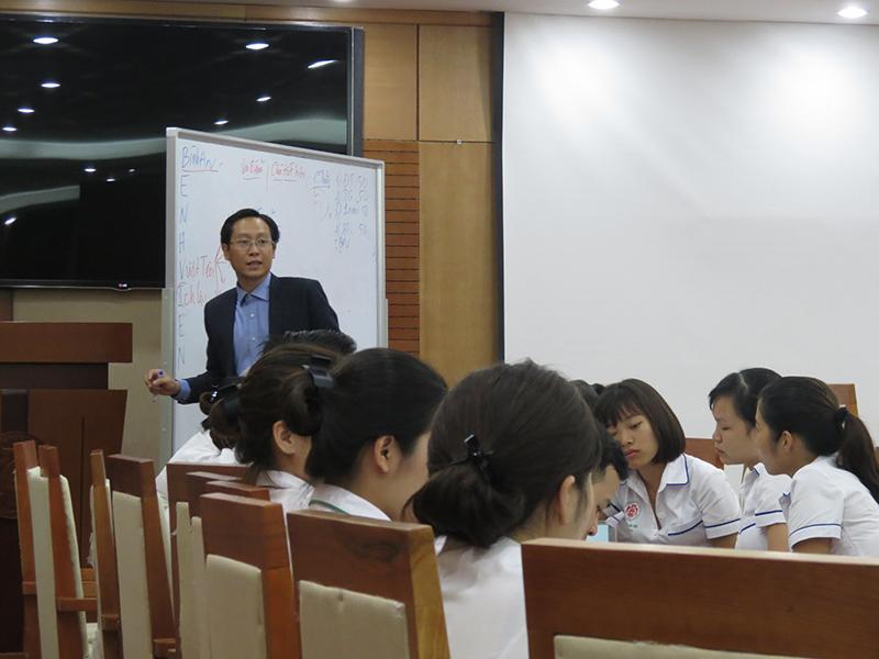 Đào Tạo Nâng Cao Tinh Thần Và Trách Nhiệm Trong Công Việc Cho Bệnh Viện 108 Lần 9
