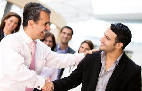 Cách bắt tay trong giao tiếp