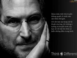 Bí Quyết Thuyết Trình Hay Như Steve Jobs