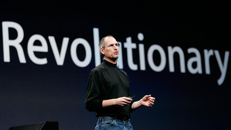 Bí Quyết Thuyết Trình Steve Jobs