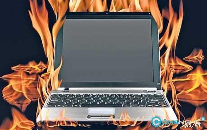 10 cách giúp laptop chống nóng hiệu quả