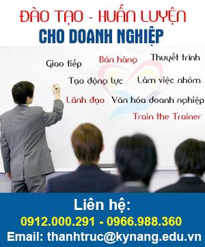 Đào tạo theo nhu cầu doanh nghiệp