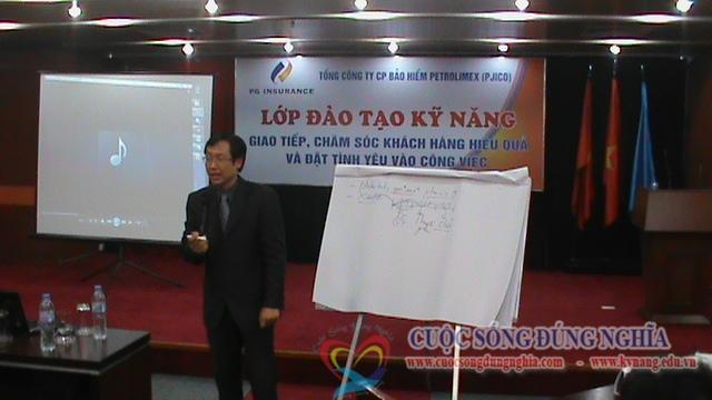 Đào Tạo Giao Tiếp và Chăm Sóc Khách Hàng chuyên nghiệp Cho PJICO