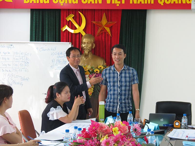 """Đào Tạo """"Kỹ Năng Xử Lý Từ Chối Trong Bán Hàng"""" Cho Vincem Hải Phòng"""