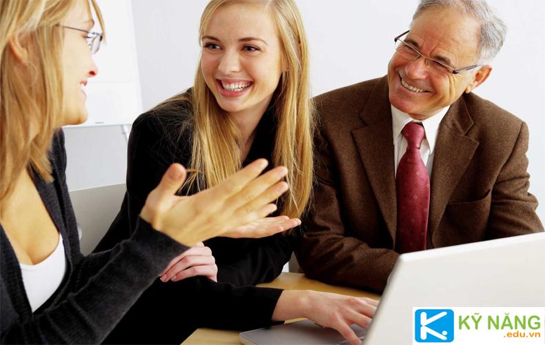 giao tiep phi ngon ngu Bạn cần kỹ năng giao tiếp