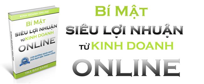 Những điều cần lưu ý khi khởi nghiệp kinh doanh online