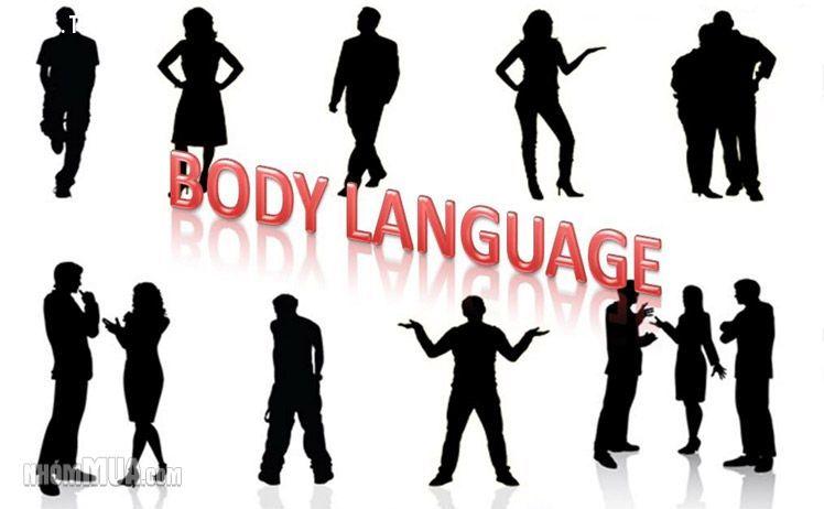 Kết quả hình ảnh cho ngôn ngữ cơ thể