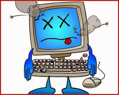 Các lỗi thường gặp và cách sửa lỗi khi sử dụng máy tính