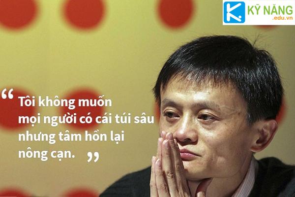 Tỷ phú Jack Ma: `Từ bỏ là thất bại lớn nhất!`