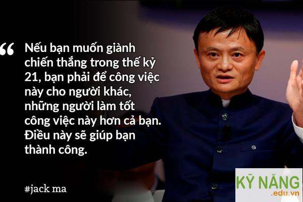 Bí quyết chọn nhân viên kiểu Jack Ma giúp công ty luôn Tiến