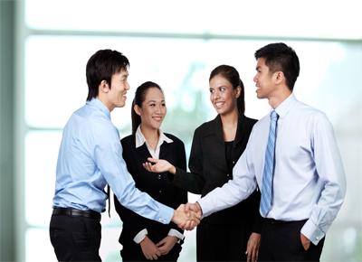 Để giao tiếp thành công