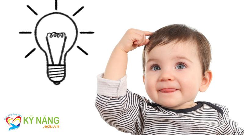 Cách nhận biết 8 loại trí mưu trí của trẻ