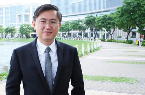 Ông Trương Quốc Hưng _PGD Phú Mỹ Hưng