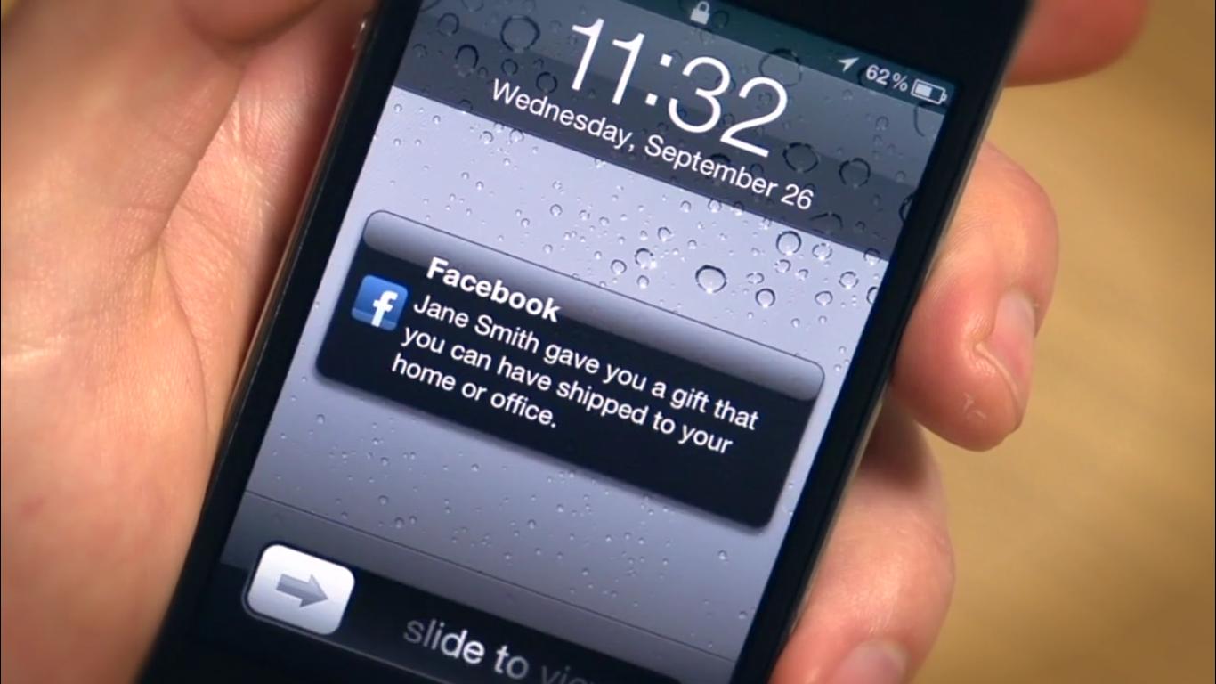 Cách vào Facebook trên điện thoại IOS khi bị chặn