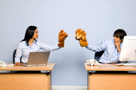 Nghệ thuật giải quyết xung đột trong công việc
